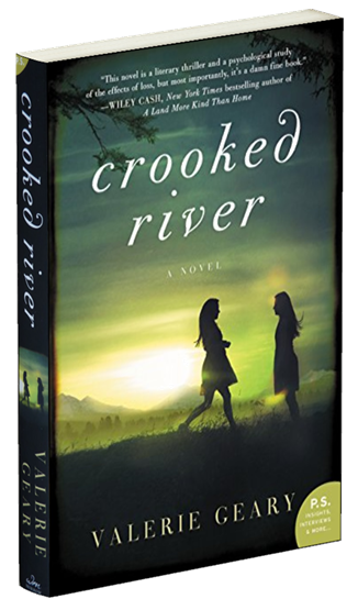 Crooked River by Valerie Geary